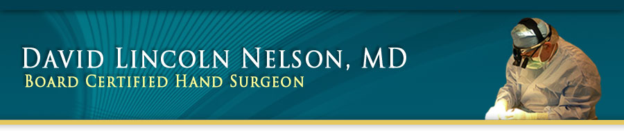 Dr. David Nelson Hand Surgery Greenbrae Marin hand specialist surgery of the hand Orthopedics San Francisco